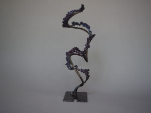 Dots6 (side view); 2014